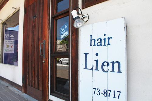 hair lien
